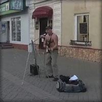 Мат Роме, офигевший Хрустик, Школа ТВ, концерт дяди Саши