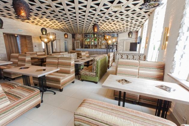 ТОП-10 Lounge баров Казани, которые стоит посетить