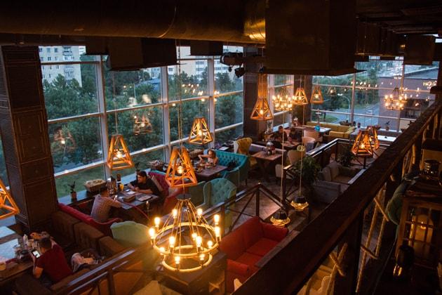 Лучшие рестораны и кафе для романтических свиданий и ужинов