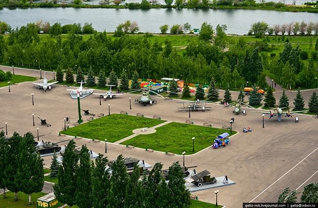ТОП-10 лучших парков в Казани