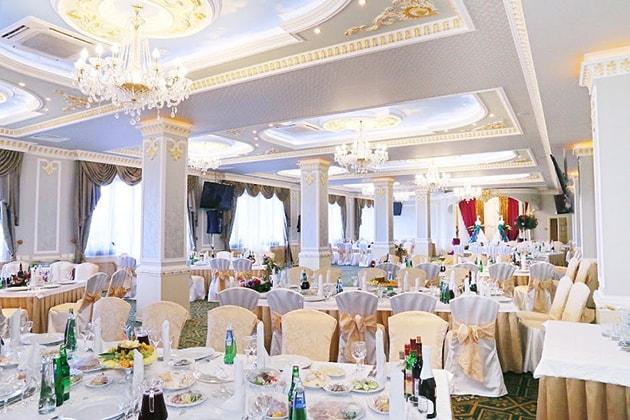 Банкетные залы в Казани для свадьбы - какой выбрать?