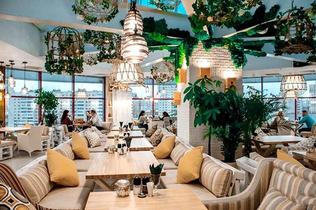 Бизнес-ланчи в Казани - куда пойти обедать?
