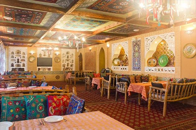 ТОП-10 ресторанов в Казани для празднования свадьбы