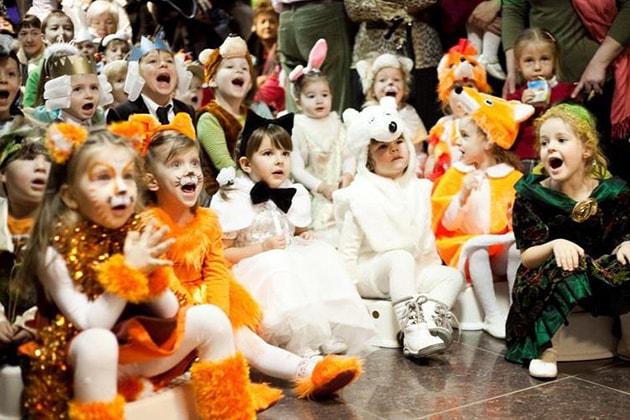 Где отметить день рождения ребенка в Казани?