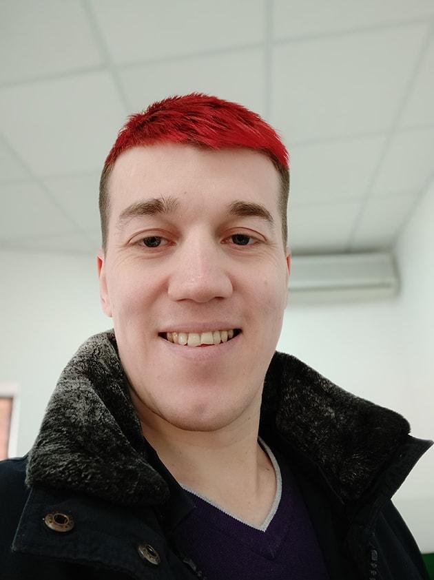 Цель №60 - покрасить волосы. Первая достигнутая цель