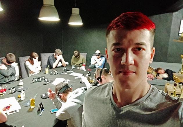Цель №35 - поиграть в мафию. Профессиональная мафия в Казани