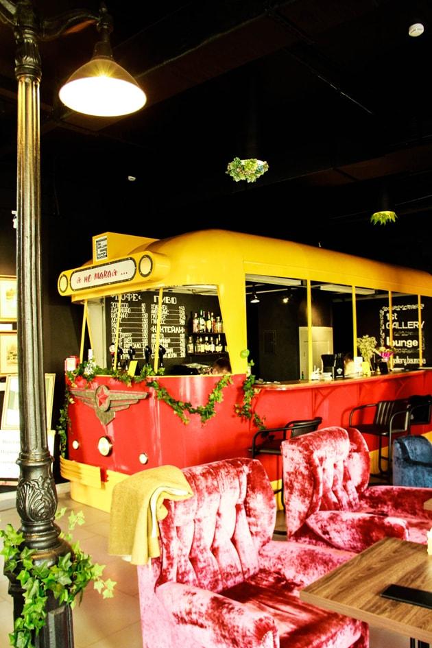 Обзор 1st Gallery Lounge на ул. Баумана