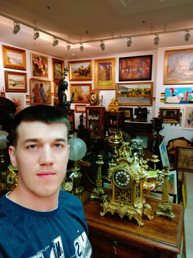 "Антикварный салон ""Ренессанс"" в Казани"