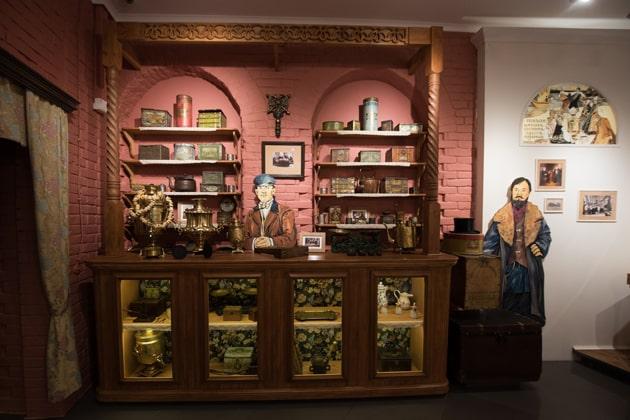 """Музей чая в Казани - """"Чайный путь"""". Уютный музей об истории чая"""