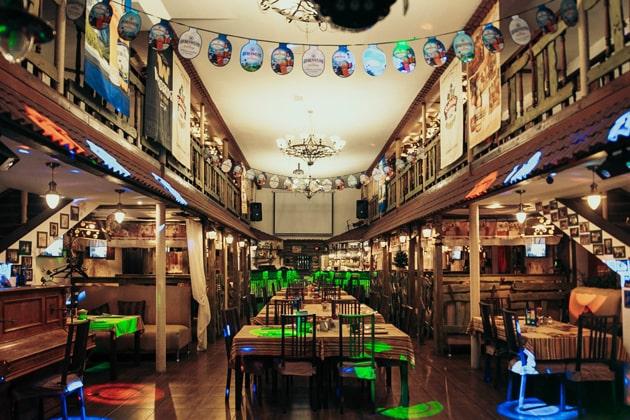 Спорт бары Казани. ТОП-10 заведений в центре города