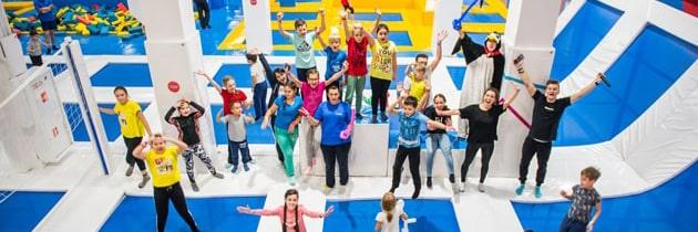 Где провести детский выпускной в Казани?