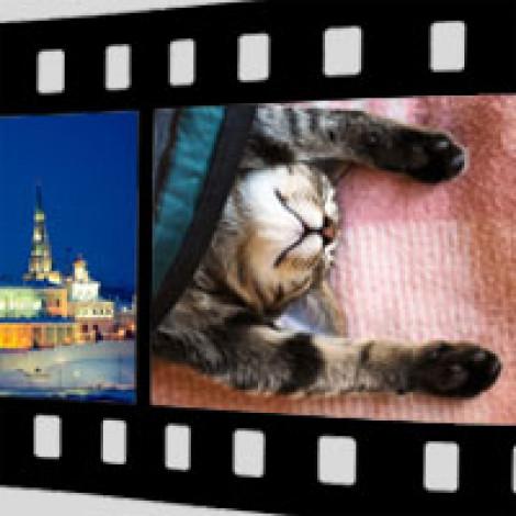 Казанский Кремль. Мое первое видео!
