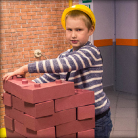 Детский центр «Зарница» — часть 2 + Видео