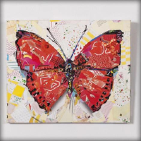 Мастер-класс «Бабочки» от Славы Зайцева